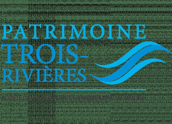 Logo Patrimoine Trois-Rivières